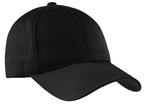 Sport-Tek® Dry Zone® Nylon Cap. STC10 Black OSFA
