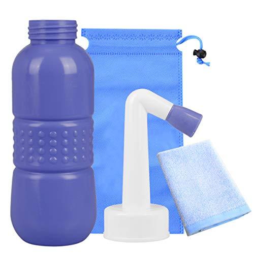 CYLBAQ Tragbares Bidet reise,450ml Portable Persönlichen Reiniger Hygiene für Kinder Arschwaschen, Reinigung für Schwangere, Waschmaschine mit Handtuch und Aufbewahrungstasche