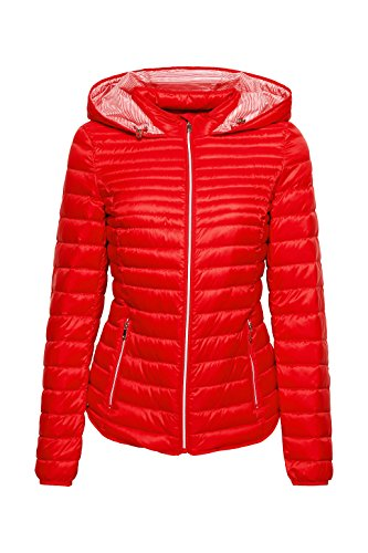 ESPRIT 127ee1g006 Giacca, Rosso (Red 630), Medium Donna