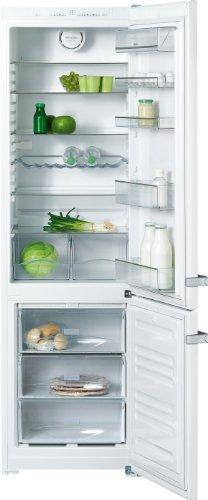 Miele KFN 12923 SD-2 Kühl-Gefrier-Kombination / A++ / Kühlen: 280 L / Gefrieren: 89 L / Weiß / NoFrost - nie wieder abtauen / ComfortClean - hygienische Reinigung