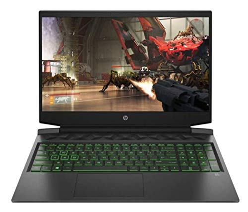 HP Pavilion 16.1 inch Gaming Laptop (1920x1080) FHD 144Hz , Intel Core i5-10300H, NVIDIA GeForce GTX 1660 Ti with Max-Q Design, 8GB RAM, 512GB SSD+32GB Optane, Windows 10 Home