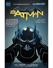 Batman Vol. 4: Zero Year- Secret City (The New 52)