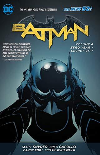 Batman, Vol. 4: Zero Year - Secret …