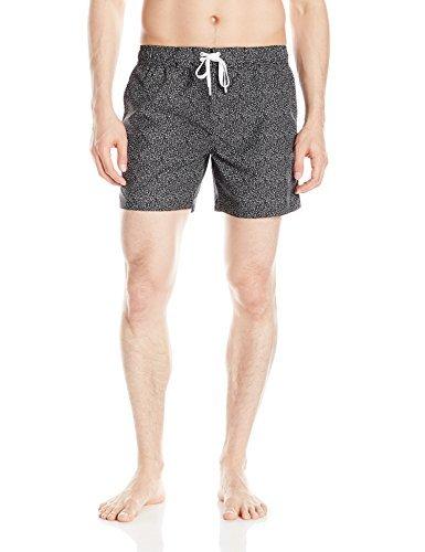 2(X)IST mens Hampton Pattern Swim Trunk Board Shorts, Micro Leopard, X-Large US