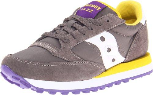 Saucony Jazz Original, Sneaker, Donna, Grigio, 38 EU