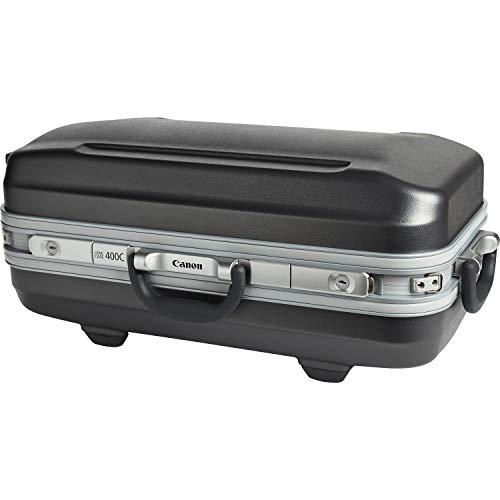 Canon 400C - Bolsa para Objetivos de cámara Canon EF 400mm f/2.8L IS II USM, Negro y Plata
