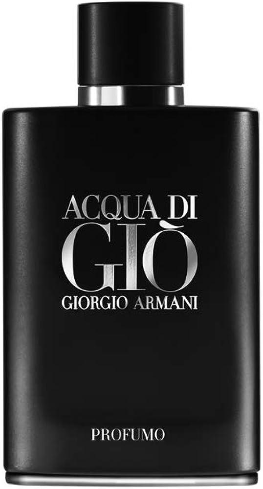 Giorgio armani, acqua di giò eau de parfum per uomo, 125 ml GA1609800