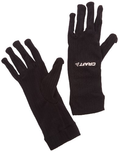 Craft 1 Be Active sous-Gants Polyester Noir FR : XXL (Taille Fabricant : XXL)
