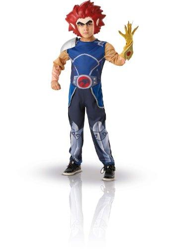 Rubie's-déguisement officiel - Thundercats - Déguisement Costume Luxe Lion O - Taille M- I-881825M