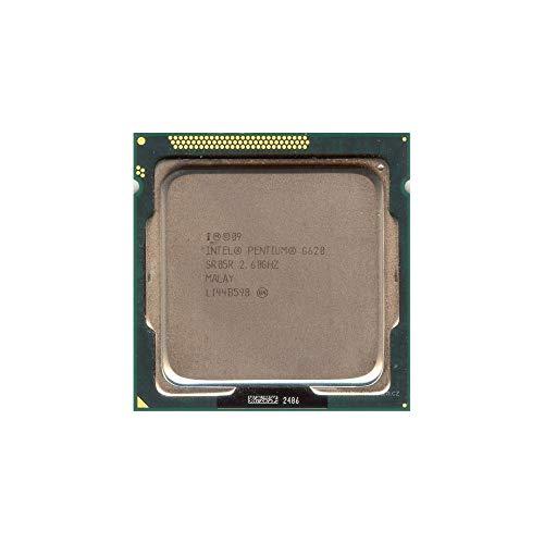 Intel Pentium G620Dual Core 2.6 GHz Intel HD Graphics Retail LGA 1155 Processor