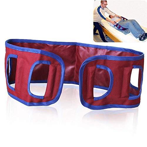 Transfer Board Patientenlift Objektträger Transfer Belt Medical Lifting Sling Transfering Mobilitätshilfen für den Objektträger Stillganggurt - Bett an Rollstuhl/Stuhl