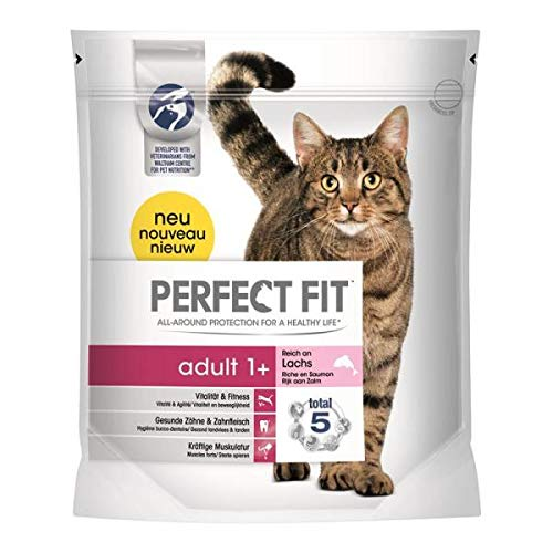 MARS Cat Adult 1+ reich an Lachs | 1,4kg Katzenfutter