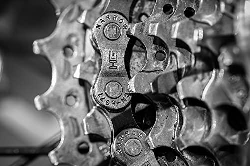 Aceite Lubricante para Cadena Bicicleta Montaña (BTT), Carretera y Cyclocross | Aceite Cerámico con Nitruro de Boro para Cadena Bicicleta | Lubrica, Protege y Evita Desgaste