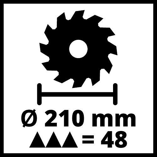 Einhell TE-SM 2131 Dual  Zug- Kapp-Gehrungssäge - 10