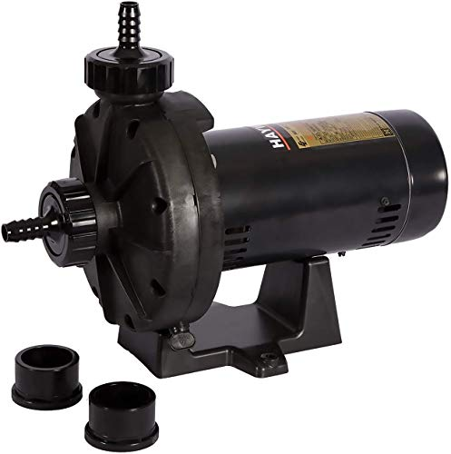 Hayward W36060 0.75 HP Booster Pump for In-Ground...