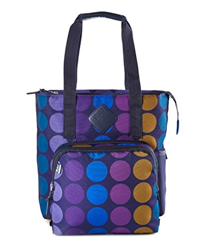 BUILT NY Lunchpack Collection Verdi Tote Bag with Removable Insulated Lunch...