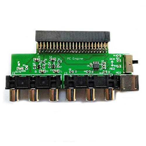 RS Video Booster PCB Board Professional - Amplificador de componentes electrónicos sostenibles,...