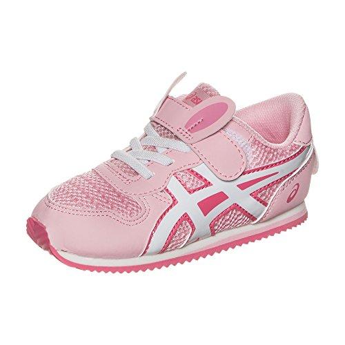 ASICS Unisex Baby School Yard TS Sneaker, Pink (pink pink), 22.5 EU