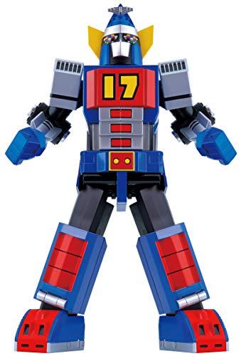 アート・ストーム Action Toys 特撮合金 大鉄人17 劇中スタイルver. 全高約200mm ダイキャスト製 塗装済み 可動フィギュア