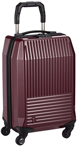 [プロテカ] スーツケース 日本製 フリーウォーカーD サイレントキャスター 機内持込可 31L 49cm 3.0kg 02731 09 ワイン