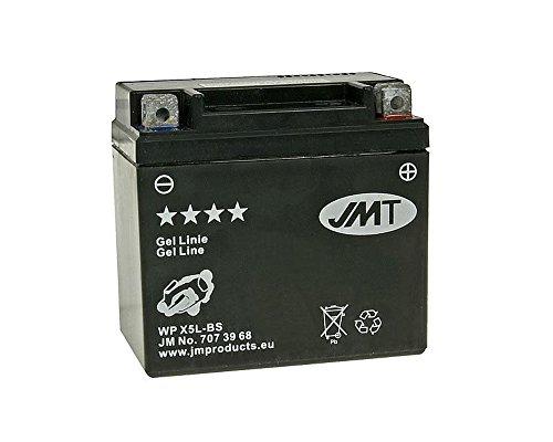 Batterie JMT - 707.37.45 - MF - YTX5L-BS 12 Volt China Scooter 125 cc [ inkl.7.50 EUR Batteriepfand ]