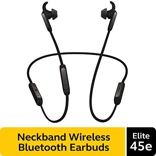 Jabra Elite 45e Alexa Enabled Bluetooth Headphones