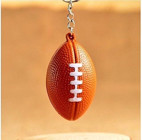 Football Knautsch Ball Rugby Schlüsselanhänger Knautschball   NFL   Super Bowl   Geschenk   Männer