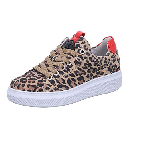 BULLBOXER Damen Sneaker 823 807006E5C braun 600207
