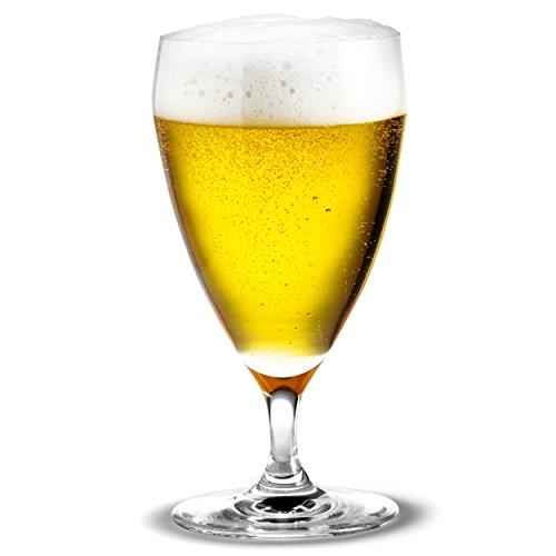 Holmegaard Perfectionビールガラス、ビールチューリップガラス、Drinkingガラス、ジュースガラス、ガラス、透明、330?ml、4802417