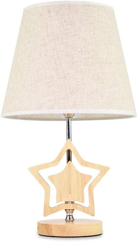 Raelf Moderne Einfachheit Kinder Schlafzimmer Nachttischlampe Home Mode Hochzeitsgeschenk Licht Kreative Romantik Dekorative Desktop Lichter Anwendbar Raum Wohnzimmer Arbeitszimmer Schlafzimmer