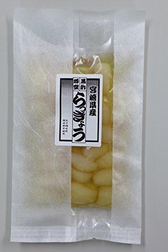 黒酢蜂蜜らっきょう (1袋)