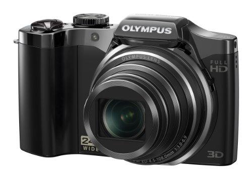 Olympus SZ-30MR Fotocamera Digitale 16.8 Megapixels
