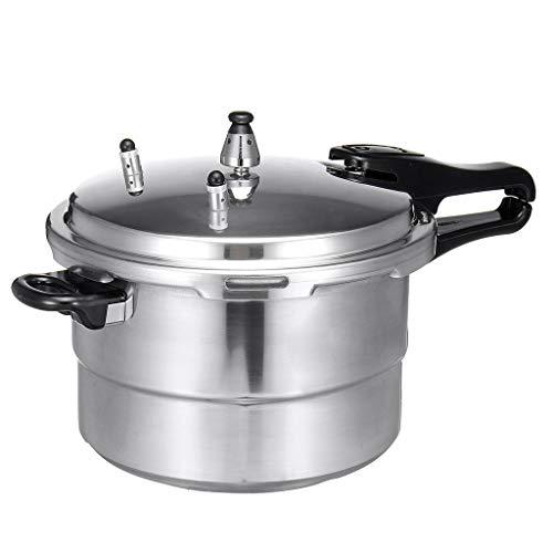 MHTCJ Estufa de gas de la cocina de la cocina de la aleación de aluminio 7l Cocina de la cocina de la cocina Protección de seguridad con la placa de vapor for el horno de gas de la cocina de inducción
