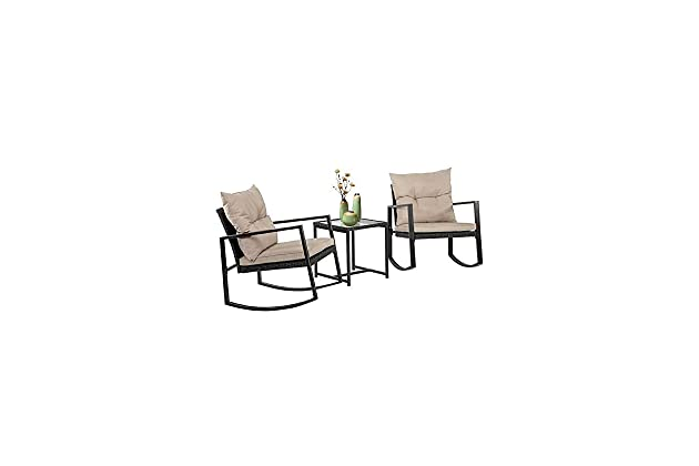 Cool Best Black Rocking Chairs For Porch Amazon Com Ocoug Best Dining Table And Chair Ideas Images Ocougorg