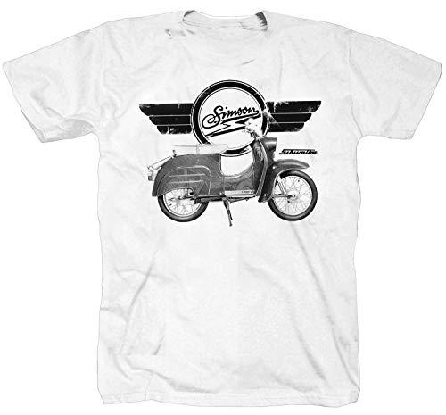 Schwalbe wit T-shirt
