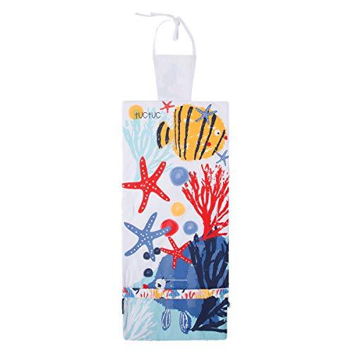 tuc tuc - Colchoneta Reversible Popelín Unisex Arrecife De Coral Tuc Tuc