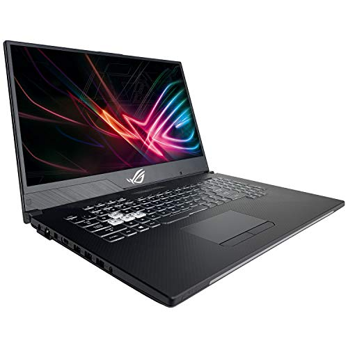 ASUS ROG GL704GV 17.3' Full HD Strix Scar II Gaming Laptop - 8th Gen Intel Core i7-8750H CPU up to 4.10 GHz, 8GB DDR4 RAM, 2TB SSD + 1TB Hard Drive, NVIDIA GeForce RTX 2060 6GB GDDR6, Windows 10