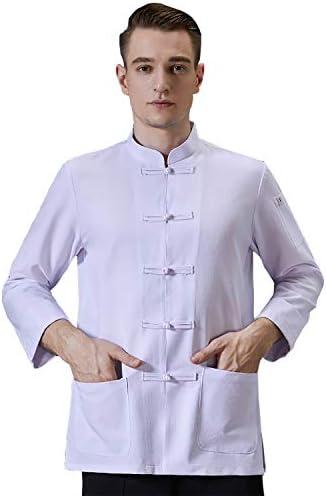 Chinese restaurant uniform _image2