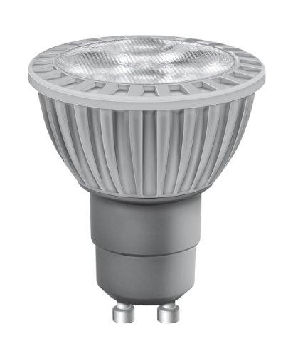 Osram LED Star PAR16 4W entspricht 35 W, Sockel Gu10, Reflektorlampenform, 50 mm, 25°, extra warmton (827) 991768