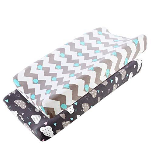 WOVELOT Babyblöja skötbädd mjuk baby vattentät madrass säng lakan spädbarn byt matta överdrag