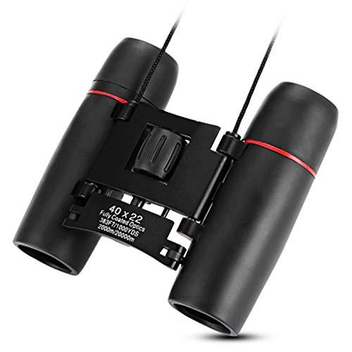 KK Zachary 40X22 2000M / 20000M HD Vision Weitwinkel Prisma Fernglas Outdoor Klappteleskop