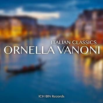 Ornella Vanoni - Italian Classics