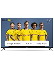 CHiQ L32H7A - 32 inch LED TV - Android 9.0 - Chromecast built-in