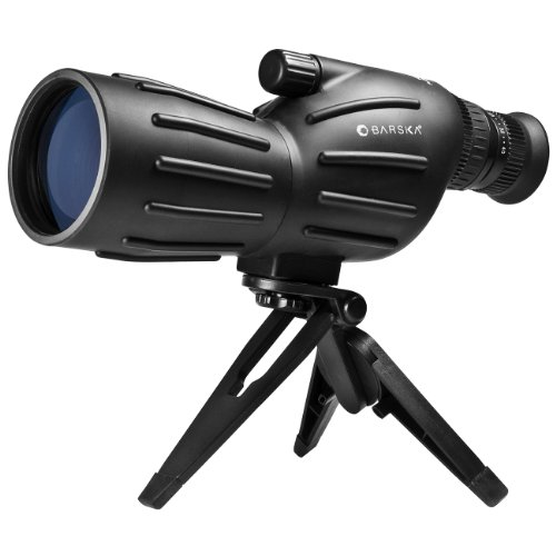 BARSKA 15-40x50 Colorado Spotting Scope , Black