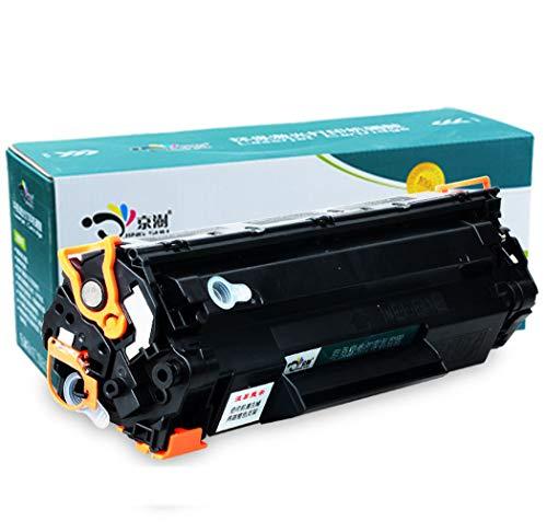 Adecuado para HPCC388A Cartucho de tóner compatible con negro HP Láser P1007 / 1008/1108/1106 / M1136 / M1213NF / M1216NFH / M1218NFS / M1219NF Cartucho de tóner de