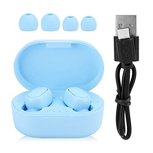 Alinory Auriculares inalámbricos económicos automáticamente Auriculares Bluetooth Llamadas HD exquisitas Dispositivo Inteligente...
