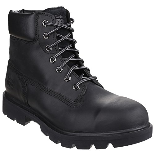 Timberland Sawhorse Black Lace up Safety Boot - 8UK