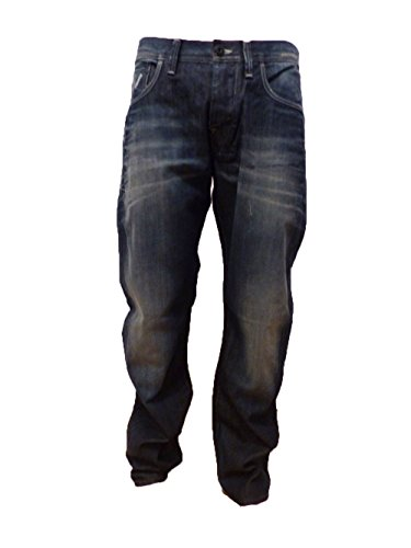 G-Star Herren Jeans Attacc Loose Fall Denim Vintage Aged Gr W33L32