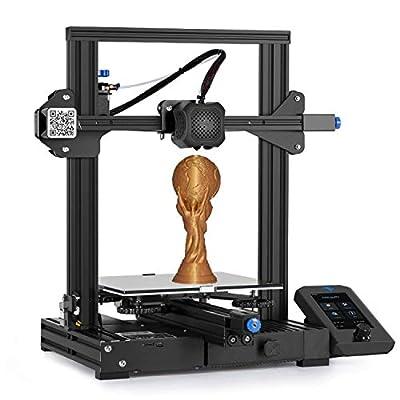 Creality Ender 3 V2 3D Printer TMC2208 Resume Printing 220x220x250mm