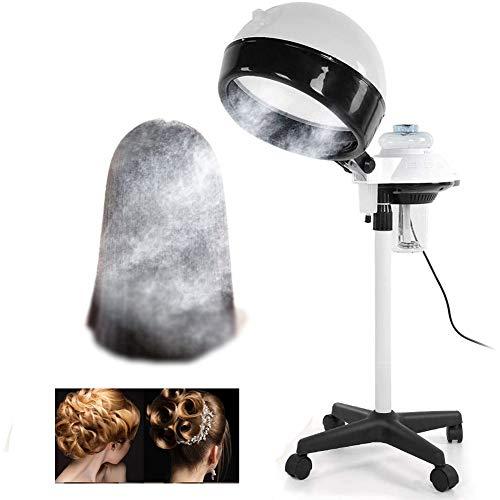 Profesional De Peluquería Vapor, Home Hair Salon Belleza Tratamiento Térmico Vapor Con Caja De Laminación De Suelo, La Herramienta De Peluquería